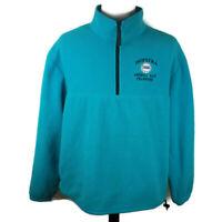 🔴 Vintage J Crew Sport Hofstra University Price 1996 Champions Pullover Teal XL