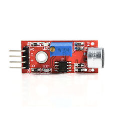 Microphone Sensor High Sensitivity Sound Detection Module For Arduino AVR PIC