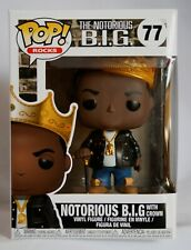 Funko Pop! Rocks - Notorious B.I.G. (Biggie Smalls) Vinyl Figure #77