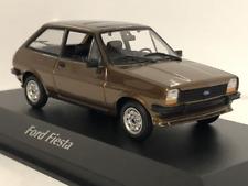 Maxichamps 940085101 1976 Ford Fiesta Light Brown Metallic 1:43 Scale