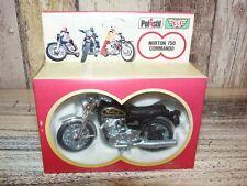 RARE POLISTIL Norton 750 Commando Motor Motorcycle Toy Sc.1/24 BOX Club 33 1970