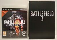 Battlefield 3 -PS3 - Region Free -Très bon état + Steelbook G1 -Très bon état