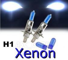 H1 55W Xenon Lampadine per adattarsi FIAT MODELLI Low / ANABBAGLIANTE + GRATIS 501's
