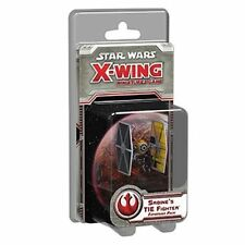 Sabine's Tie Fighter Star Wars miniatures X-Wing Fantasy Flight FFGSWX59 Sealed