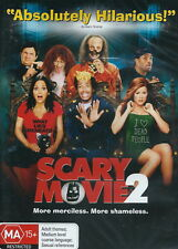 Scary Movie 2 - Comedy / Adventure / Sexual References - Marlon Wayans - NEW DVD