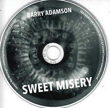 BARRY ADAMSON Sweet Misery 2017 UK 1-track promo test CD