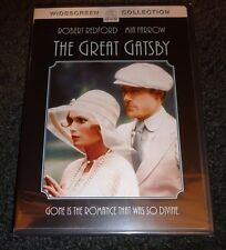 THE GREAT GATSBY-ROBERT REDFORD will risk anything to win MIA FARROW back
