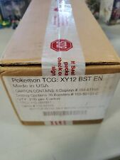 Pokemon XY Evolutions Booster 6 Box Case - Factory Sealed!