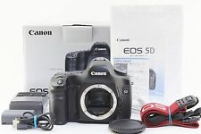 *Excellent+* Canon EOS 5D body only *fully functional* w/box & extras