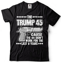 Trump President T-shirt Trump 2020 Trump 45 Funny Trump Shirts Political Shrits