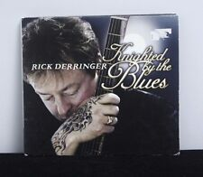 Meule Derringer- Knighted By The Blues- Promo CD