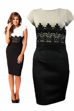 Polyester Knee Length Wiggle, Pencil Party Dresses
