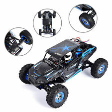 50KM/h 12428-B 1:12 Electric Four-wheel Drive North Pole WL Toys RC CAR