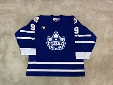 Toronto Marlies Game Worn Used AHL Authentic Jersey 56 Maple Leafs