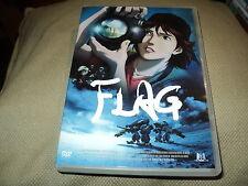 "DVD NEUF ""FLAG"" manga de Ryosuke Takahashi & Terada Kazuo"