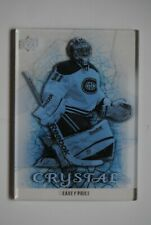 2013-14 13-14 Upper Deck Trilogy Crystal #C17 Carey Price