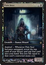 Voyant de douleur PREMIUM / FOIL Promo - Pain Seer Game Day Full Art Magic mtg -