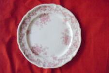 "Villeroy & Boch ""Valeria"" Pink Salad Plate"
