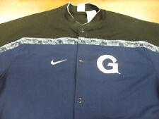 Vintage Georgetown University Nike Basketball warmup Jersey Hoyas
