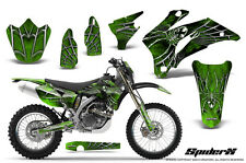 YAMAHA WR250F WR450F 2007-2011 GRAPHICS KIT CREATORX DECALS SXGNP