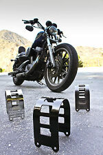 Sportster Fork Stabilizer Brace by Whitworth Racing (MADE IN AMERICA)