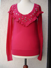 Sonia Rykiel pour H&M Pullover Pulli Gr. S pink NEU