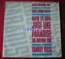 Vinyles maxis David Lee Roth