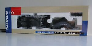 HO WALTHERS ALCO ROTARY SNOW PLOW - SOUTHERN PACIFIC #716 - #932-1954 Broken :(