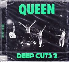 CD ♫ Compact disc «QUEEN • DEEP CUTS 2 • 1977~1982 » nuovo sigillato