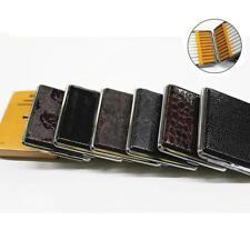 Pocket Cigarette Tobacco Box Case Figure Holder 20 pcs Slim Storage Container