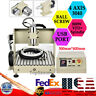 800W USB 3040 CNC ROUTER 4 Axis ENGRAVER ENGRAVING DRILLING MACHINE BALL-SCREW