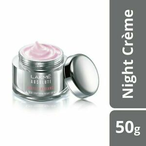 50gm Lakme Absolute Perfect Radiance | For Glowing Skin Lightening Night Cream