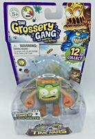 New! Grossery Gang Series 5 Time Wars Bad Beans Shooter Toy Figure Hard_8s_Magic