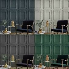 Wood Panel Panelling Feature Paste the Wall 3d Textured Vinyl Wallpaper Quality