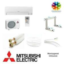 MITSUBISHI Basic Klimaanlage MSZ-HR25 2,5 kW R32 + Montage Set 3m A++/A+
