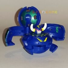 Bakugan - SHADOW VULCAN AQUOS Blue 650g - BakuBronze Series senza carta USATO E2