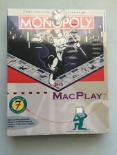 Macplay Monopoly for Apple 7 Computers New Sealed