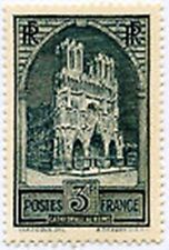 """FRANCE STAMP TIMBRE N° 259 """" CATHEDRALE DE REIMS 3F """" NEUF x TB"""