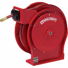 Reelcraft Air/Water Hose Reel w/Hose-3/8in x 50ft Hose Max. 300 PSI #5650OLP