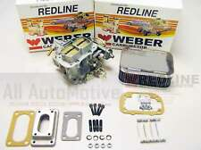 Weber Carb Kit 32/36 DGEV Electric Choke fits Subaru 1976-89 1600 1800 OHV EA71