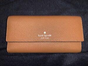 Kate Spade SOUTHPORT AVENUE SANDRA Continental Clutch Wallet