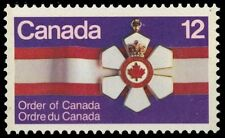 CANADA 736 - Order of Canada Issue (pf87575)