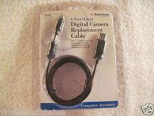 RadioShack Digital Camera Replacement Cable