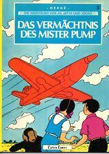 Das Vermächtnis des Mister Pump -  Z 1-2 Die Abenteuer vonJo,Jette und Jocko