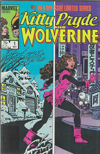 Kitty Pryde and Wolverine #1 (1984), Near Mint, 1 of 6 Limited Series