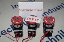 Fuji Electric AH25 Cle Selector Interrupteur