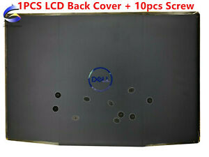 New For Dell G Series G3 15 3590 LCD Back Cover Lid Top Case With Hinges Screw