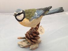 BNIB New Boxed BLUETIT WITH PINE CONE #02969 Country Artists
