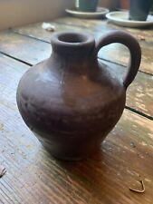 AAFA Antique Mini Stoneware Jug C 1880