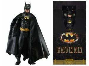 "NECA Batman 1989 Movie Michael Keaton 1/4 1:4 Scale 18"" Action Figure - Preorder"